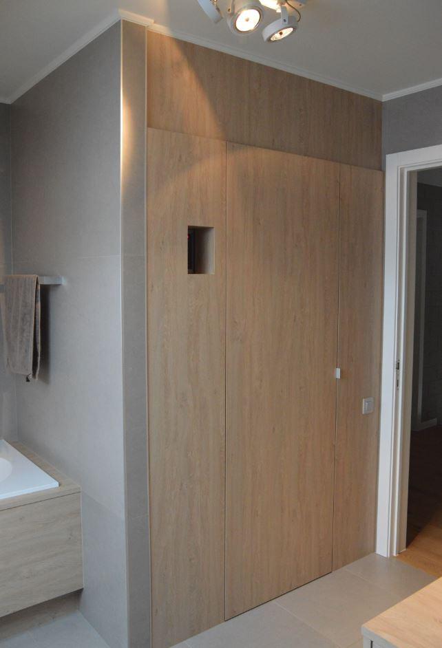 Kerlite tegels badkamer buxy by cotto deste vilvordit n v tegels specialist prima materia by - Renoveren meubilair badkamer ...